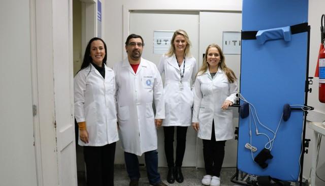 UCPel adquire equipamento inédito em Pelotas para UTI do HU