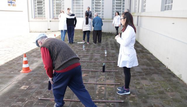 Projeto Saúde do Idoso da Fisioterapia UCPel amplia atendimentos