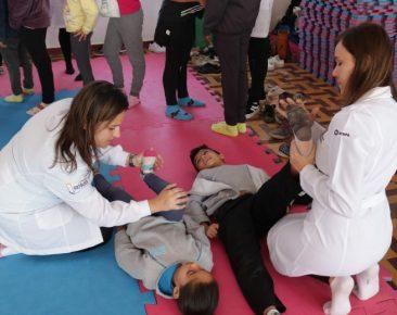 Momento de Extensão da UCPel leva atividades ao IMDAZ