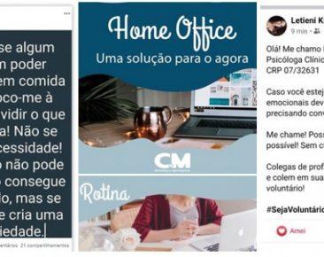 Professores e egressos da UCPel ofertam ajuda profissional gratuita